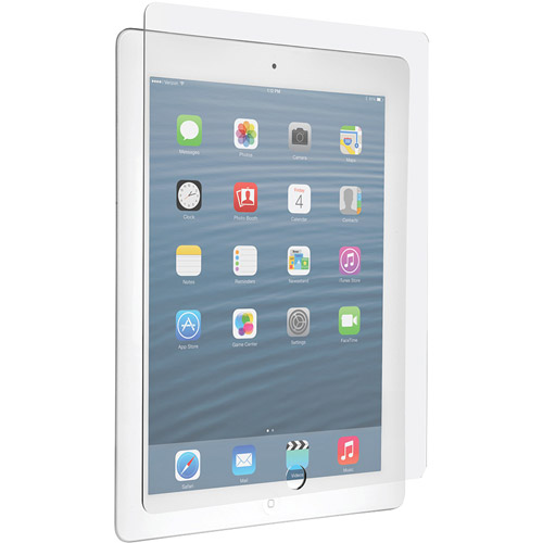 Znitro 700358627750 Ipad[r] 2, Ipad[r] 3, Ipad[r] 4 Screen Protector [clear]