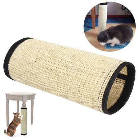 Sisal Cat Mat,40*30cm Pet Cat Kitten Scratching Mat Pad Board Scratcher Wrap Pole (Scratch Pole)