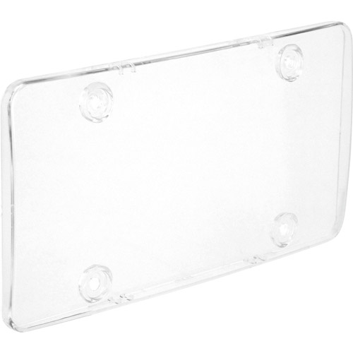 Bell High Impact Polycarbonate License Plate Shield