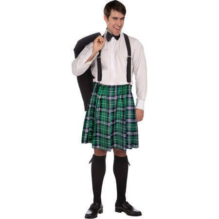 Morris Costumes Naughty Kilt Adult