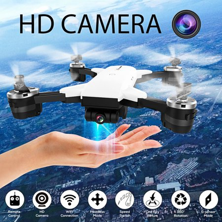 "Baby ""DJI Spark"" Clone Drone ! JDRC JD-20 JD20 WIFI FPV 2MP Wide Angle Camera Foldable Drone Altitude Hold One Key Return G-sensor Selfie Drone RC Quadcopter RTF"
