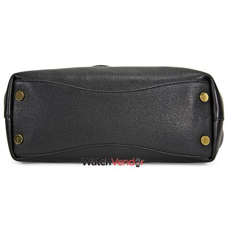 987839e1086d Michael Kors Raven Large Leather Shoulder Bag - Black 30H6GRXE3L-001 -  image 1 of ...