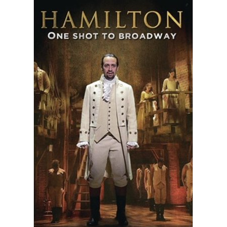 Hamilton: One Shot to Broadway (DVD)