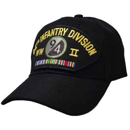 Wwii Ball Cap - 94th Infantry Division WWII Ball Cap