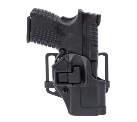 BlackHawk CQC SERPA Holster w  Belt Loop & Paddle, Right Hand, For Glock 19 23 3 by BLACKHAWK!