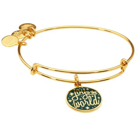 Bangle Kenneth Jay Lane (Joy to the World Charm Bangle - A17EBWAP06SG )