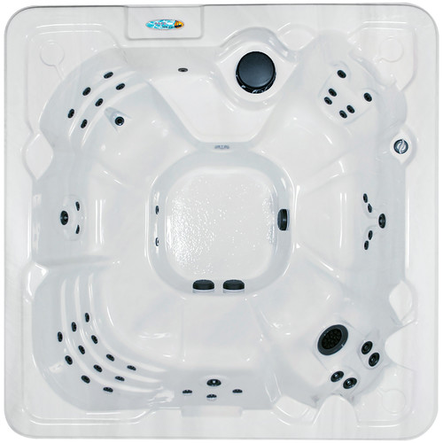 Qca Spas Havana Bay 7-Person 60-Jet Spa