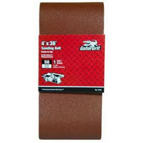 Coarse Grit 1-pack 3M 9295NA Heavy Duty Power Sanding Belts 4-Inch by 36-Inch