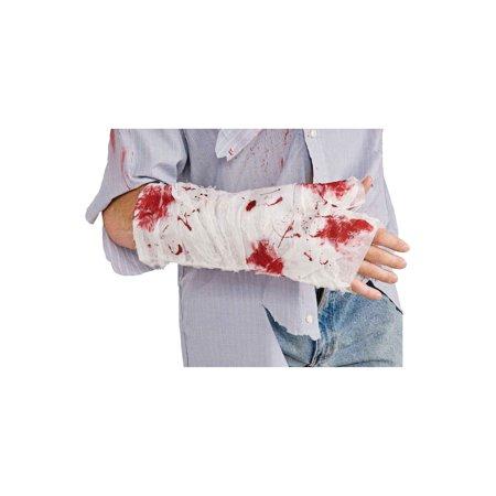 Bandage Halloween Ideas (Bloody Arm Bandage)