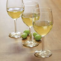 Libbey 15 Oz. Everglass White Wine Glass, 4 Pack