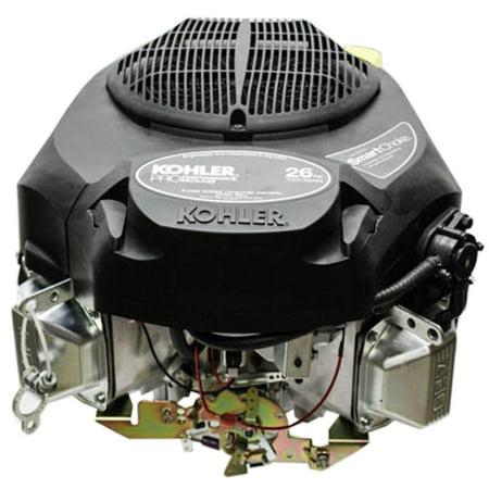 "26hp Kohler Vert Engine 1-1/8""Dx4-3/8""L Oil Filter 15 Amp KT745-3056"