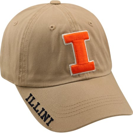 Illinois Fighting Illini Cap (NCAA Men's Illinois Fighting Illini Away Cap)