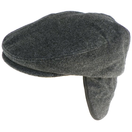 27cb60dbc54925 Weather you are out in the elements for work or play, you will look great  and be protected in an American made Headchange USA ear flap flat cap.