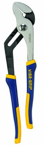 """Vise Grip 4935323 12"""" Groove Joint Smooth Jaw Plier by Vise Grip"""