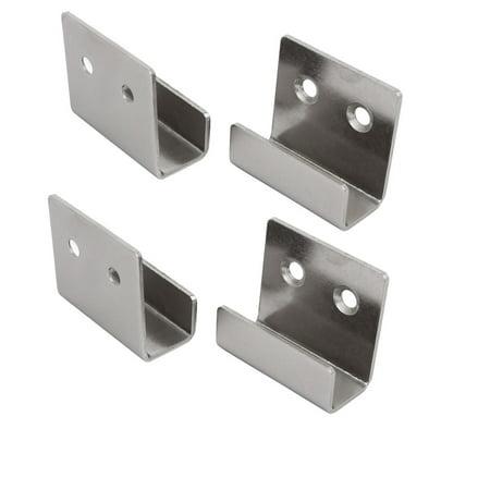 Ceramic Tile Display Stainless Steel Wall Hanger Bracket