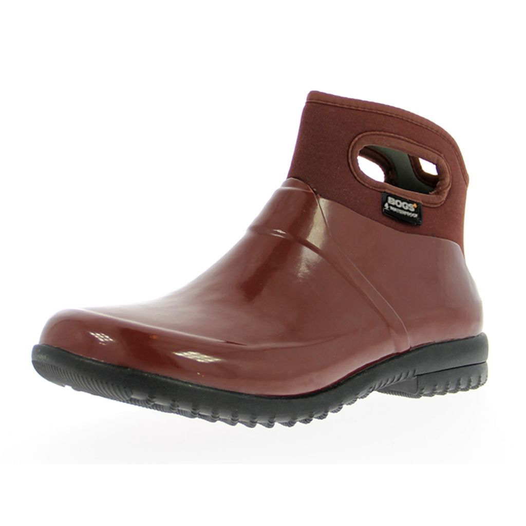 Bogs Muck Boots Womens Seattle Solid Mid Waterproof Rubber 71555 ...