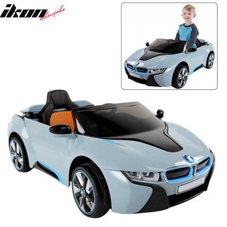 Licensed Bmw I8 Kids Electric Ride On Car With Remote Control 12v