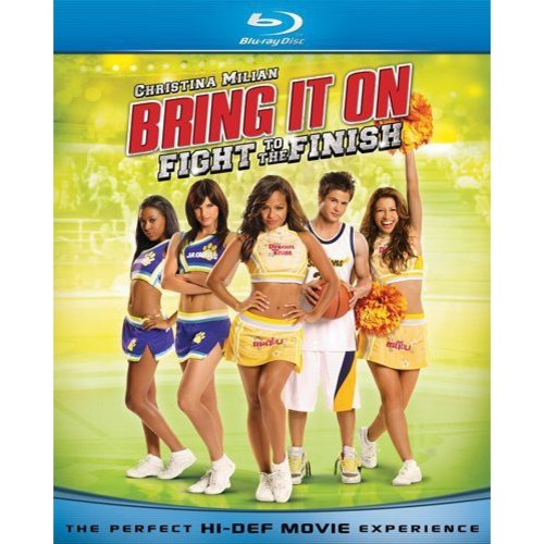Bring It On: Fight To The Finish (Blu-ray) (Widescreen)