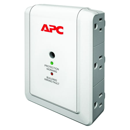 APC SurgeArrest Essential - surge - American Power Conversion Surgearrest Network