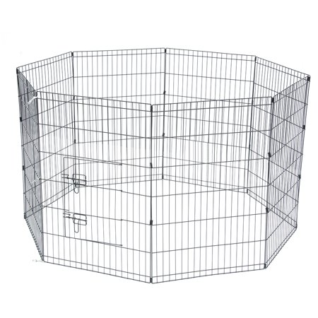 36 Quot Tall Wire Fence Pet Dog Cat Folding Exercise Yard 8