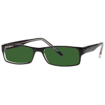 BoroView Shade 5 Brown Lens Glass Working Spectacles in Genius Unisex
