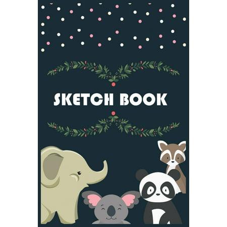 Sketchbook: Best Ever Sketchbook for Boyes and girls, Blank Paper for Drawing, Doodling or Sketching (The Best Girl Toys Ever)