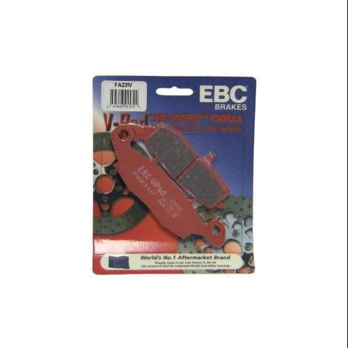 EBC Semi Sintered V Brake Pads Rear Fits 02-03 Kawasaki Vulcan 1500 VN1500P Mean Streak