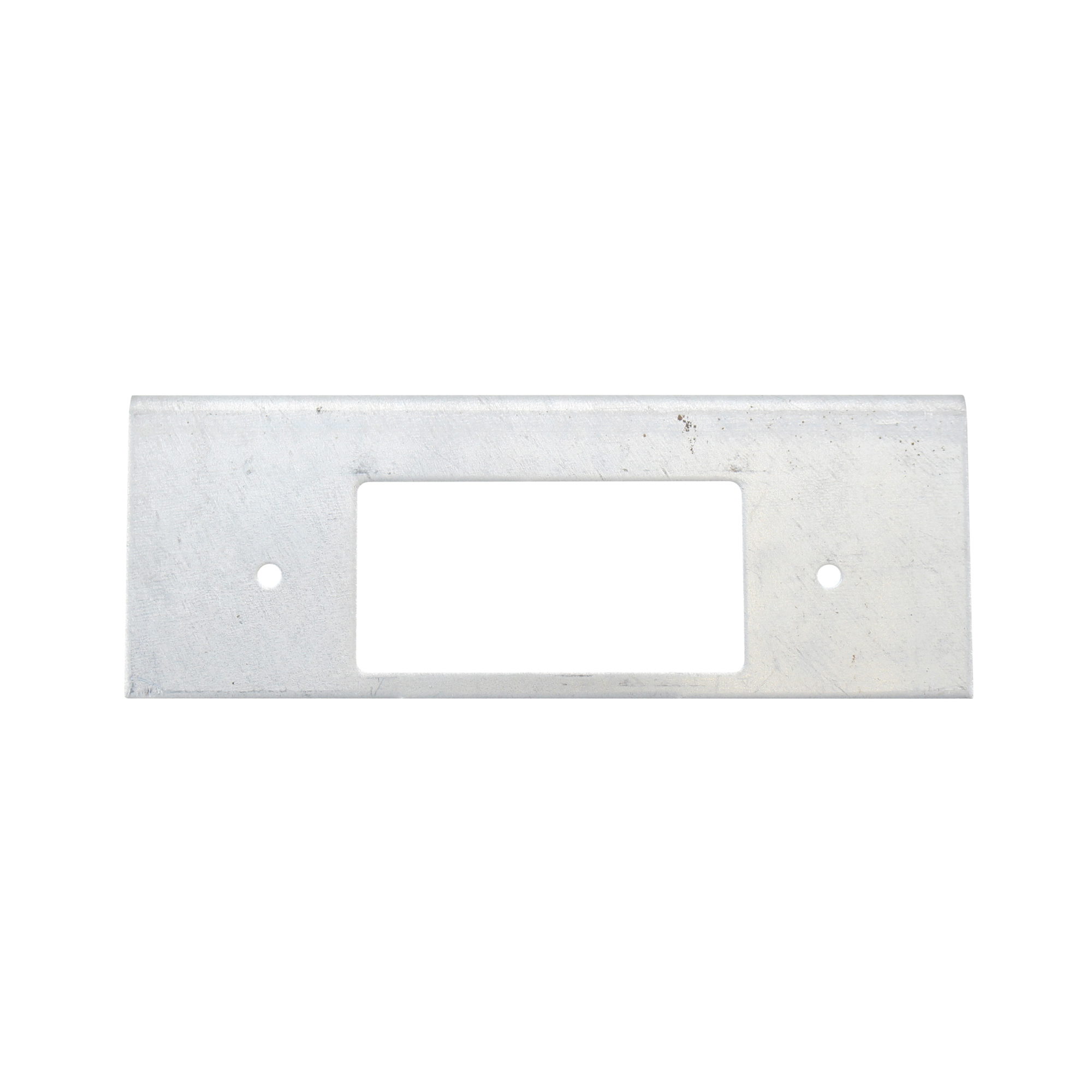 Thomas & Betts 665-GP Single Gang GFCI Device Plate for use with 4 Gang Floor Boxes