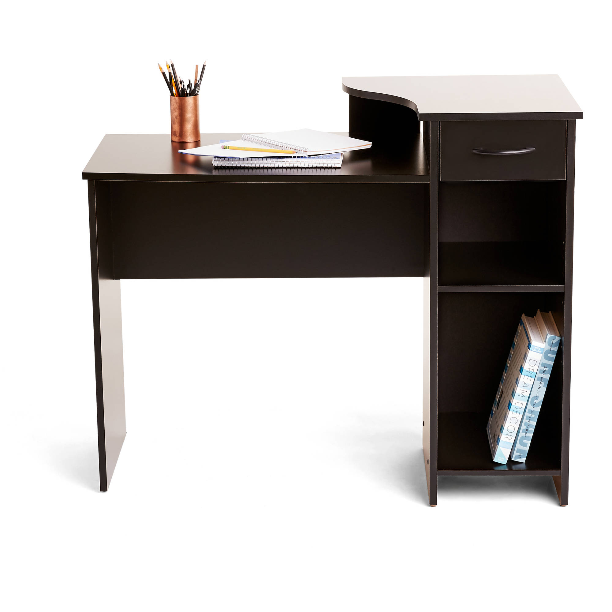 Mainstays Student Desk Multiple Finishes Walmart