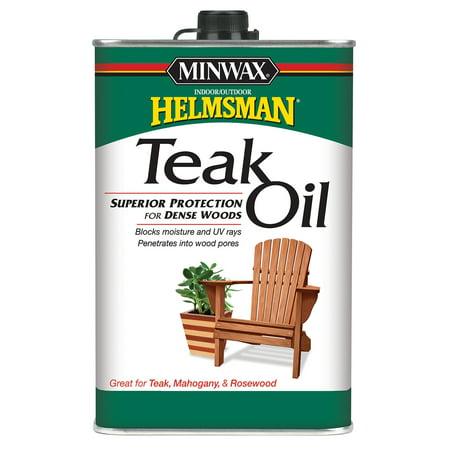 Minwax® Helmsman® Teak Oil 1-Qt ()