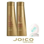 Joico K-Pak Color Therapy Shampoo & Conditioner Duo Set Preserve Color W/ Mirror 10.1 Oz / 300Ml Duo Kit