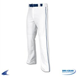 Pro Plus Baseball Pants (Champro Pro-Plus Open Bottom Baseball Pants with Piping )