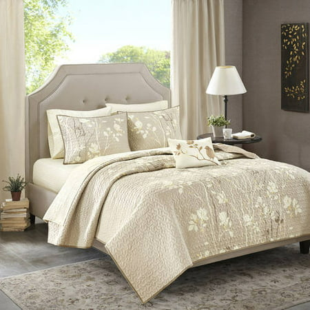 Image of Home Essence Holly Complete Coverlet and Sheet Set