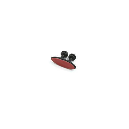 Bureau Propre Organisateur PC Ordinateur Cble USB Support Fixateur cble Clips 8 Pièces Noir - image 1 de 2
