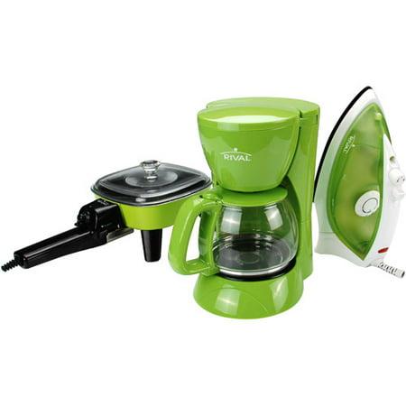 Rival 3-Pack Kitchen Appliance Set, Lime - Walmart.com