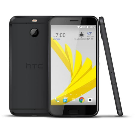 HTC Bolt - 32GB Sprint Unlocked 8MP Android Smartphone with IP57 Water & Dust Resistance, Gunmetal