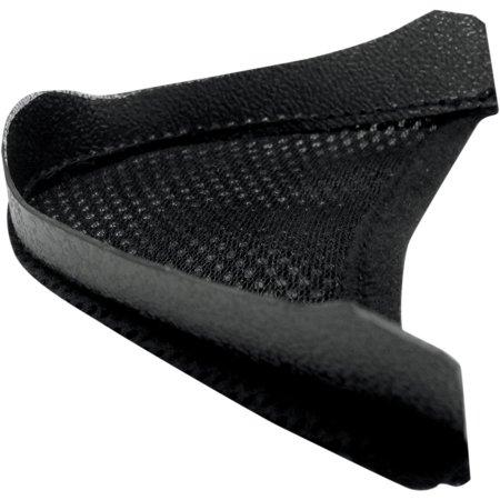 AFX Helmet Chin Curtain for FX-39 Black   (Afx Helmet Chin Vent)