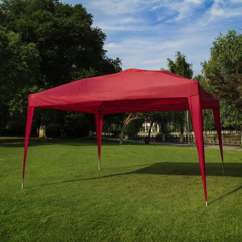Sunrise Outdoor LTD 13 Ft. W x 12 Ft. D Steel Pop-Up Party Tent