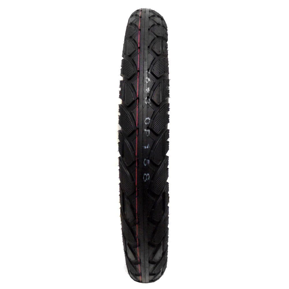 Mopeds Size 16x3.0 fits on 12 Inches Rim Compatible with Folding Bikes MMG Combo Set 2 Tires with Inner Tubes Street Tread KMX Trike and other applications Scooters e-Bikes Kids Bikes BMX