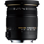 Sigma 17-50mm f/2.8 EX DC OS HSM Zoom Lens for Canon EOS Digital