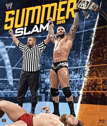 WWE: Summerslam 2013 (Blu-ray) by WWE HOME ENTERTAINMENT