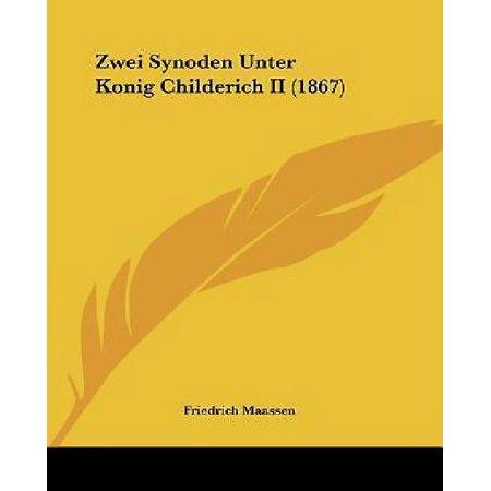 Zwei Synoden Unter Konig Childerich II (1867) - image 1 of 1