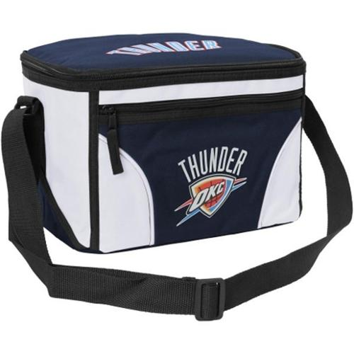 Oklahoma City Thunder Official NBA 12 inch  x 8 inch  x 7 inch  Chill Insulated Lunch Box Lunchbox Bag by Concept One