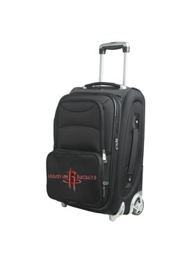 "Houston Rockets 21"" Rolling Carry-On Suitcase - No Size"