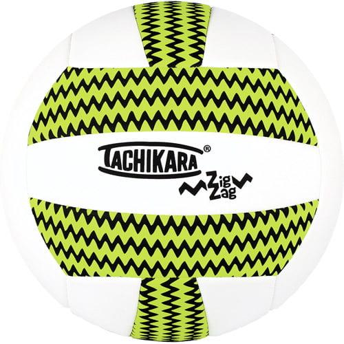 Tachikara SofTec Zig-Zag Volleyball