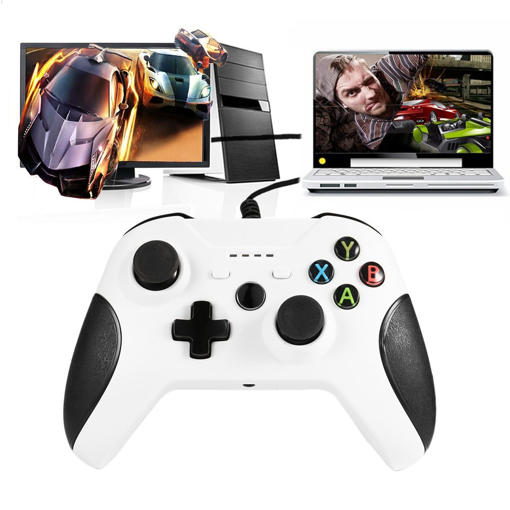 USB Wired Gamepad Remote Controller For XBOX One Slim S Controller Joystick