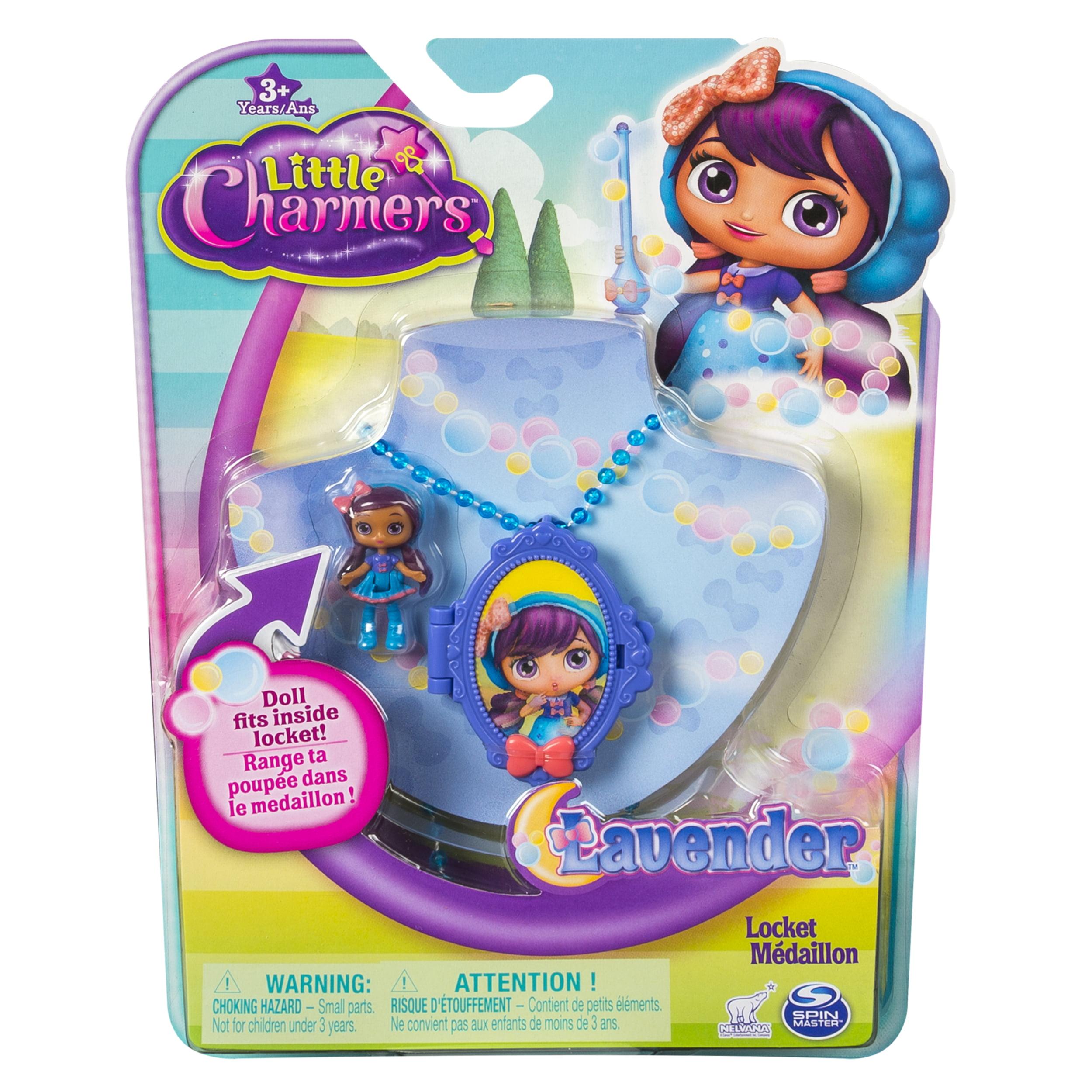 Little Charmers Lavenders Locket