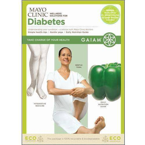 Mayo Clinic Wellness Solutions For Diabetes  Full Frame