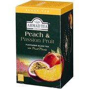 Ahmad Tea of London Peach & Passion Fruit Tea Bags 20's Box