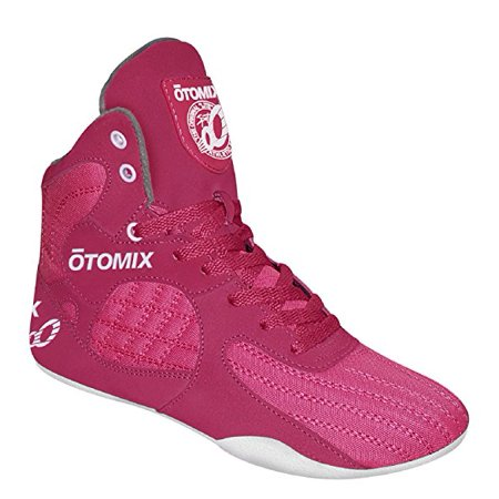 Otomix Pink Stingray Escape Bodybuilding Weightlifting Female (Size (Best Women's Shoes For Weightlifting)